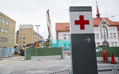 sus malmö karta Hitta hit och parkering   Skånes universitetssjukhus Sus sus malmö karta